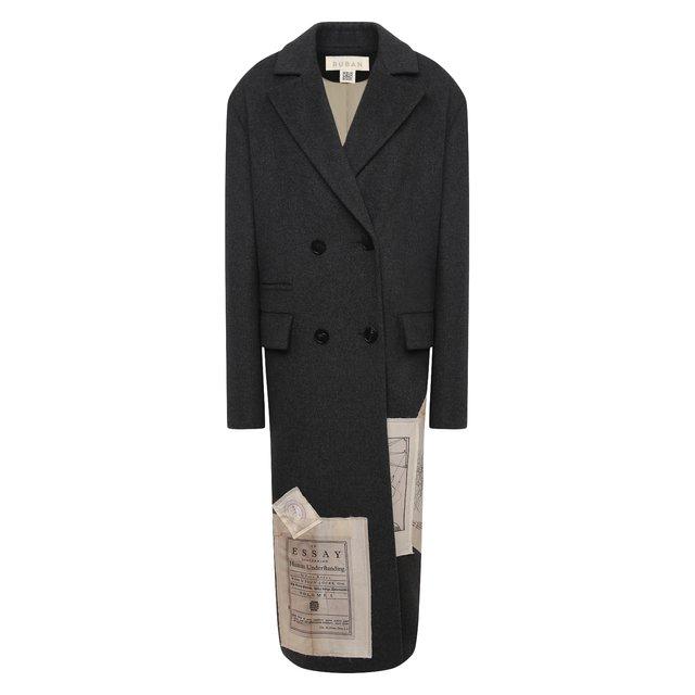 Шерстяное пальто Ruban