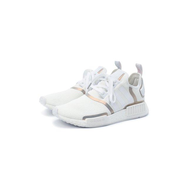 Текстильные кроссовки NMD R1 adidas Originals.