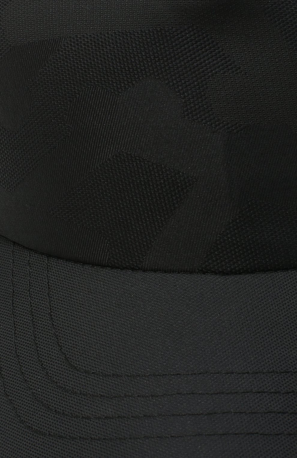 Мужской бейсболка ZEGNA COUTURE черного цвета, арт. Z8I51/B8B | Фото 3