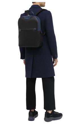 Мужской рюкзак stepan SERAPIAN черного цвета, арт. SSTEPMLL7006M31D   Фото 2