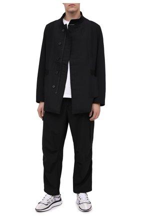 Мужской брюки-карго Y-3 черного цвета, арт. GK4594/M | Фото 2