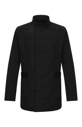 Мужская куртка Y-3 черного цвета, арт. GK4345/M | Фото 1