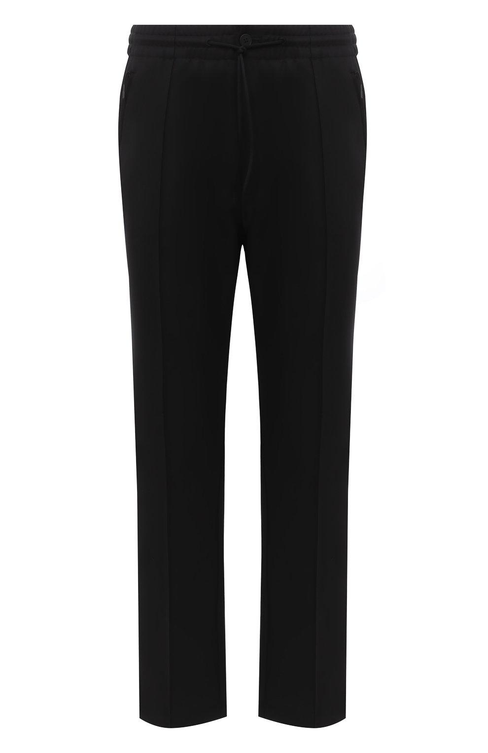 Мужские брюки Y-3 черного цвета, арт. FS3311/M | Фото 1