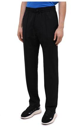 Мужские брюки Y-3 черного цвета, арт. FS3311/M | Фото 3