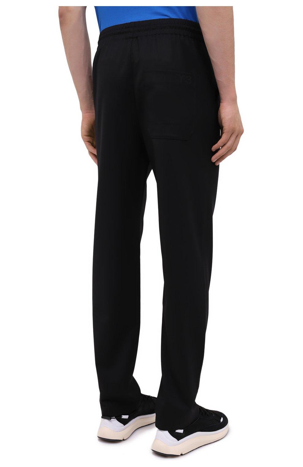 Мужские брюки Y-3 черного цвета, арт. FS3311/M | Фото 4