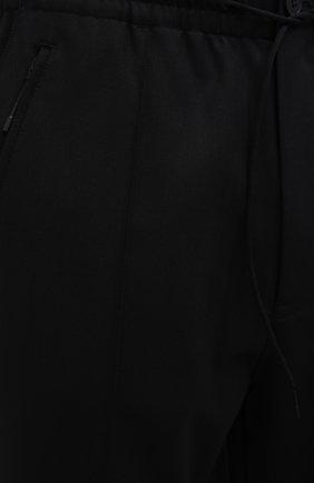 Мужские брюки Y-3 черного цвета, арт. FS3311/M | Фото 5