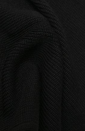 Мужской шарф BOGNER черного цвета, арт. 98106125   Фото 2