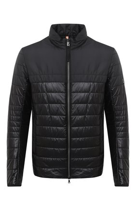 Мужская утепленная куртка BOGNER черного цвета, арт. 38175090 | Фото 1