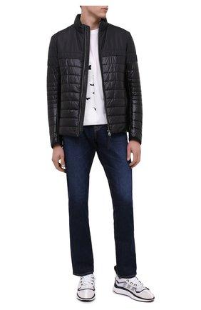 Мужская утепленная куртка BOGNER черного цвета, арт. 38175090 | Фото 2