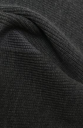 Мужской шарф BOGNER серого цвета, арт. 98106125 | Фото 2