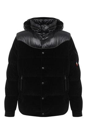 Мужская пуховая куртка 2 moncler 1952 MONCLER GENIUS черного цвета, арт. F2-092-1A534-00-57009 | Фото 1