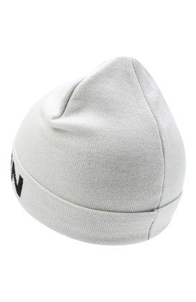 Детского шерстяная шапка BALMAIN белого цвета, арт. 6NA807/NA820 | Фото 2