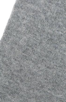 Детские шерстяные колготки LA PERLA серого цвета, арт. 47118/1-3 | Фото 2