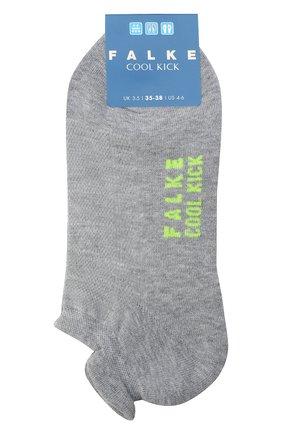 Детские носки FALKE серого цвета, арт. 12286. | Фото 1
