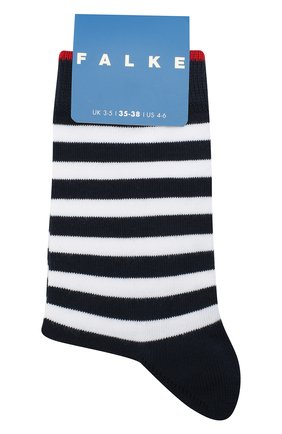 Детские носки FALKE синего цвета, арт. 11917. | Фото 1