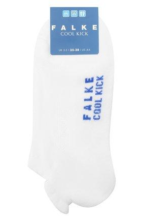 Детские носки FALKE белого цвета, арт. 12286. | Фото 1