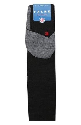 Детские гольфы FALKE черного цвета, арт. 11535. | Фото 1