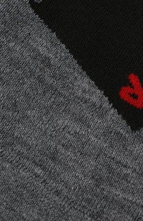 Детские гольфы FALKE черного цвета, арт. 11535. | Фото 2