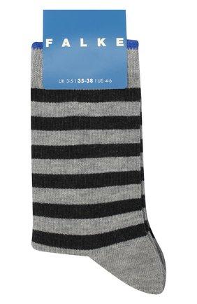 Детские носки FALKE серого цвета, арт. 11917. | Фото 1