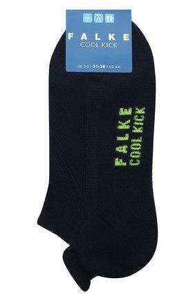 Детские носки FALKE темно-синего цвета, арт. 12286. | Фото 1