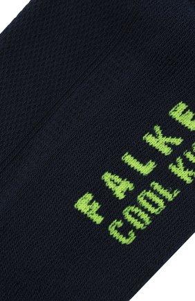 Детские носки FALKE темно-синего цвета, арт. 12286. | Фото 2