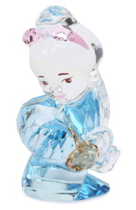 Мужского скульптура cute xi shi SWAROVSKI голубого цвета, арт. 5522427   Фото 1