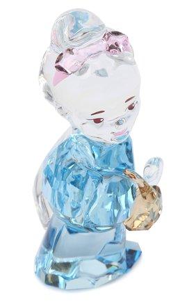 Мужского скульптура cute xi shi SWAROVSKI голубого цвета, арт. 5522427   Фото 2