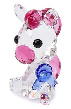Мужского скульптура speedy the pony SWAROVSKI разноцветного цвета, арт. 5506810   Фото 1