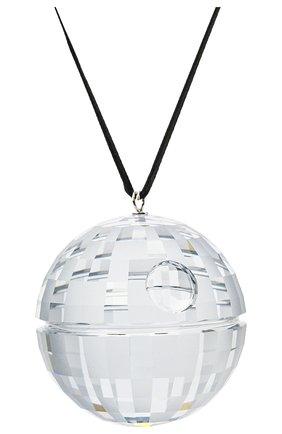 Мужского украшение star wars - death star SWAROVSKI прозрачного цвета, арт. 5506807 | Фото 3
