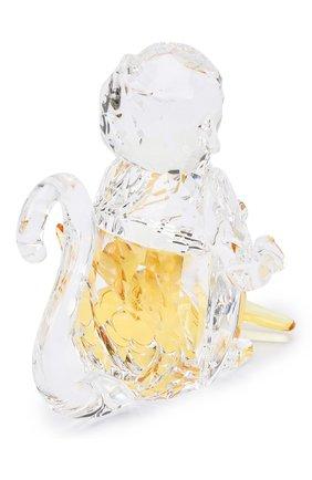 Мужского скульптура monkey with banana SWAROVSKI прозрачного цвета, арт. 5524239   Фото 2