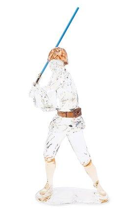 Мужского скульптура star wars - luke skywalker SWAROVSKI прозрачного цвета, арт. 5506806   Фото 1