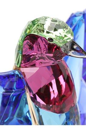 Мужского скульптура lilac - breasted rollers SWAROVSKI разноцветного цвета, арт. 5258370   Фото 2