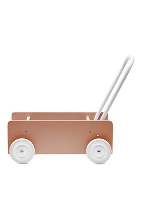 Детского игрушечная тележка-ходунки KID`S CONCEPT коричневого цвета, арт. 1000280 | Фото 2
