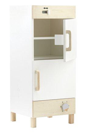 Детского игрушечный холодильник с морозильной камерой KID`S CONCEPT белого цвета, арт. 1000281   Фото 1