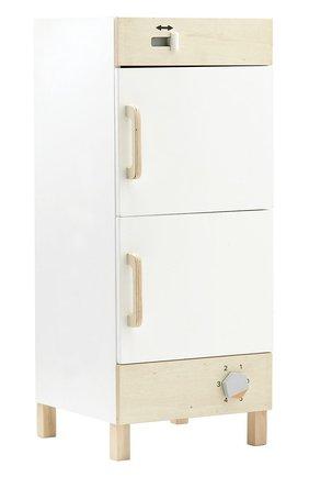 Детского игрушечный холодильник с морозильной камерой KID`S CONCEPT белого цвета, арт. 1000281   Фото 2