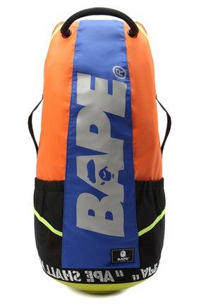 Мужская спортивная сумка BAPE разноцветного цвета, арт. 1F20182162 | Фото 1