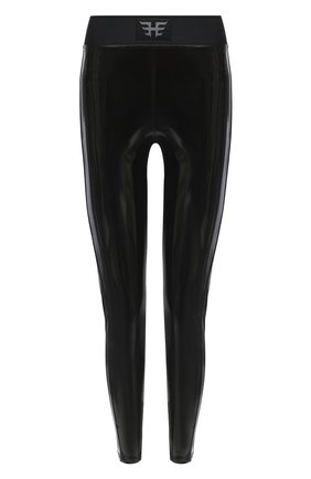 Женские леггинсы HEROINE SPORT черного цвета, арт. HS-4-029/HER0INE SP0RT ATS   Фото 1