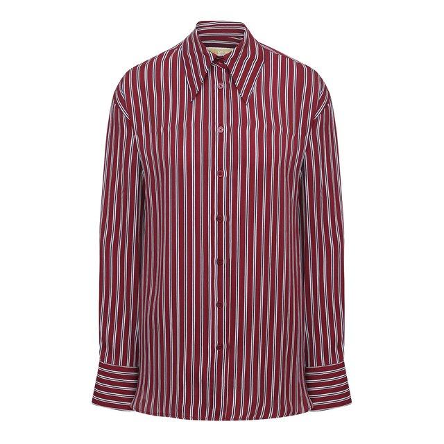 Рубашка из вискозы MICHAEL Michael Kors