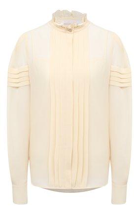 Женская блузка SEE BY CHLOÉ кремвого цвета, арт. CHS20AHT01013 | Фото 1