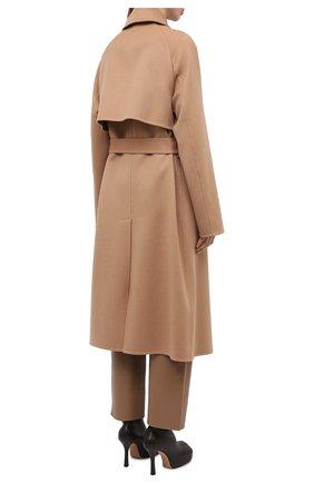 Женское кашемировое пальто TOM FORD бежевого цвета, арт. CP1528-FAX616   Фото 5