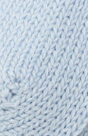 Детские хлопковые носки FALKE голубого цвета, арт. 10408. | Фото 2