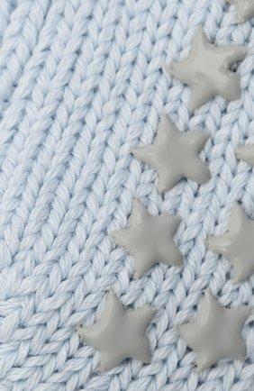 Детские хлопковые носки FALKE голубого цвета, арт. 10603. | Фото 2