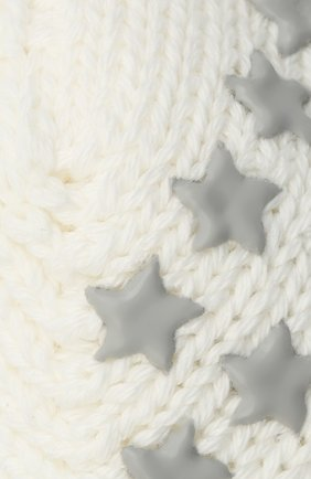 Детские хлопковые носки FALKE бежевого цвета, арт. 10603. | Фото 2