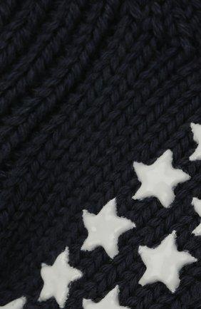Детские хлопковые носки FALKE темно-синего цвета, арт. 10603. | Фото 2