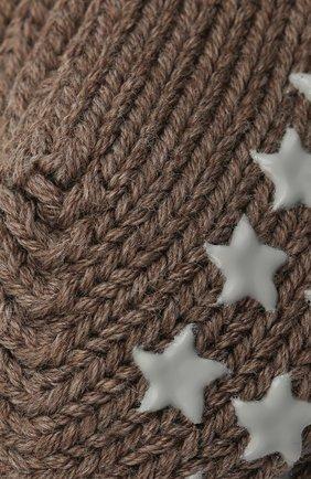 Детские хлопковые носки FALKE серого цвета, арт. 10603. | Фото 2