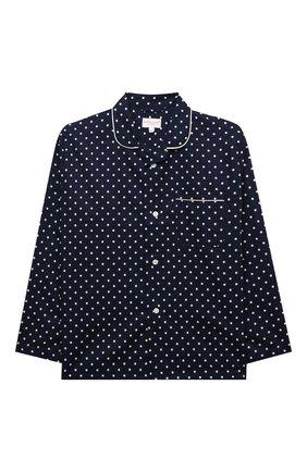 Детская хлопковая пижама DEREK ROSE синего цвета, арт. 7025-PLAZ060/3-12 | Фото 2
