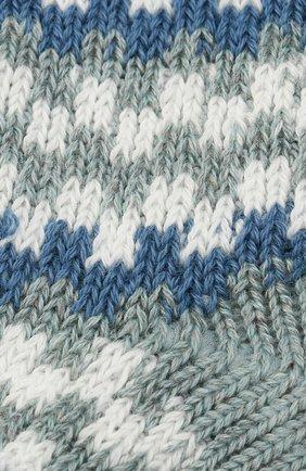 Детские носки FALKE голубого цвета, арт. 12905. | Фото 2