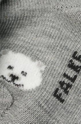Детские носки FALKE серого цвета, арт. 12906. | Фото 2