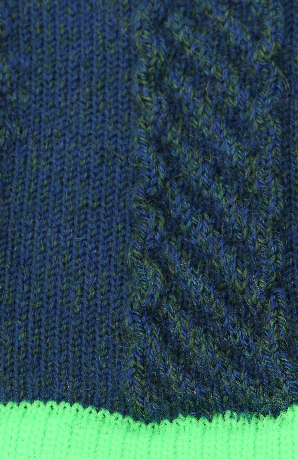 Детские носки FALKE синего цвета, арт. 12917.   Фото 2