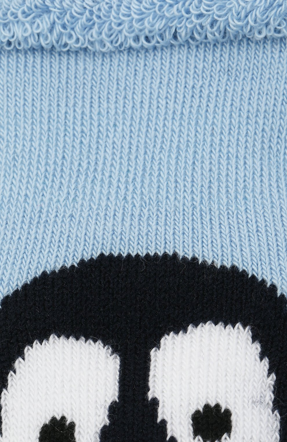 Детские носки FALKE голубого цвета, арт. 12908.   Фото 2